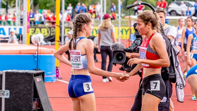 European Athletics U20 Championships Highlights