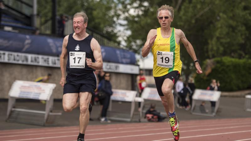Northern Ireland Masters Championships Highlights