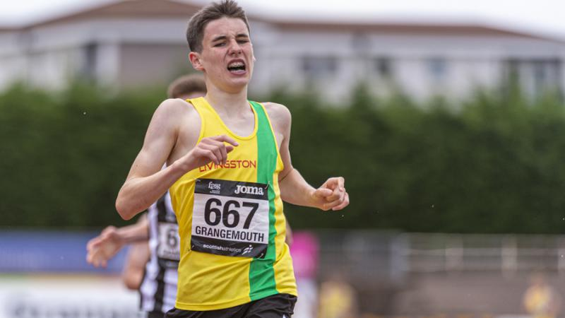 Celtic Cross Country International Selections